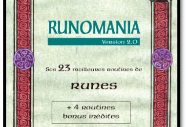 Avril 2021 : Runomania version 2.0
