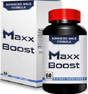 Maxx Boost : Get Over Libido Problems And Ensure Hard Erections!