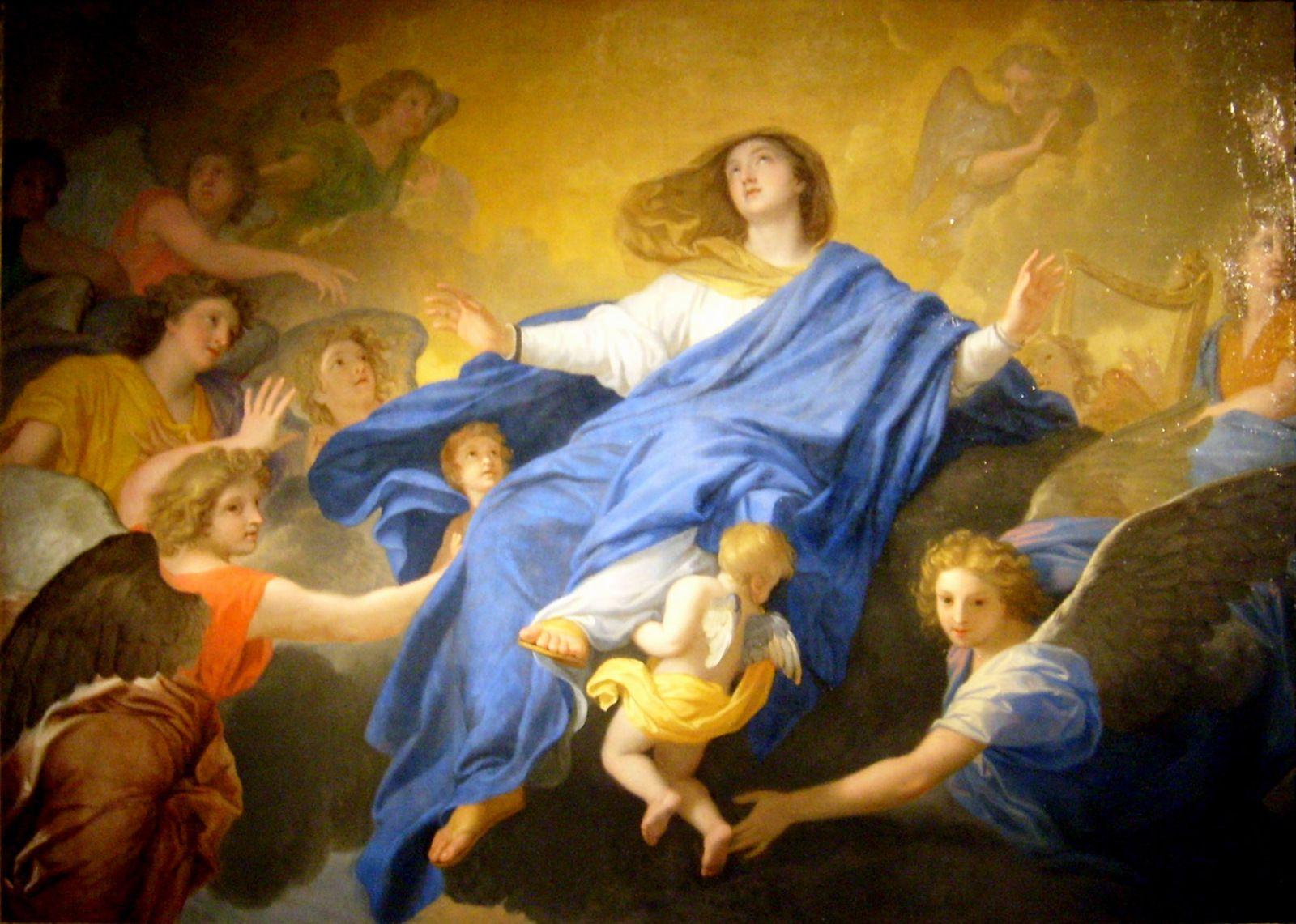 Neuvaine pour l'Assomption de Marie
