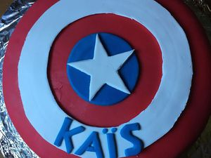 Anniversaire Captain America et Avengers