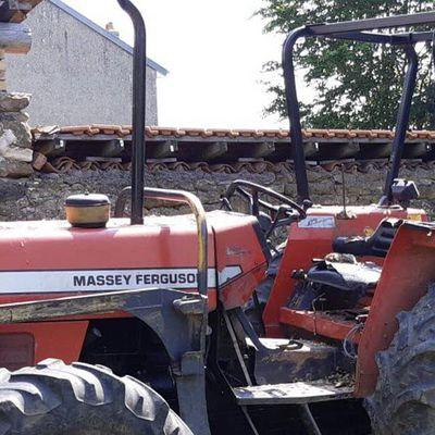 Il retrouve son tracteur volé grâce à une fuite de gasoil !