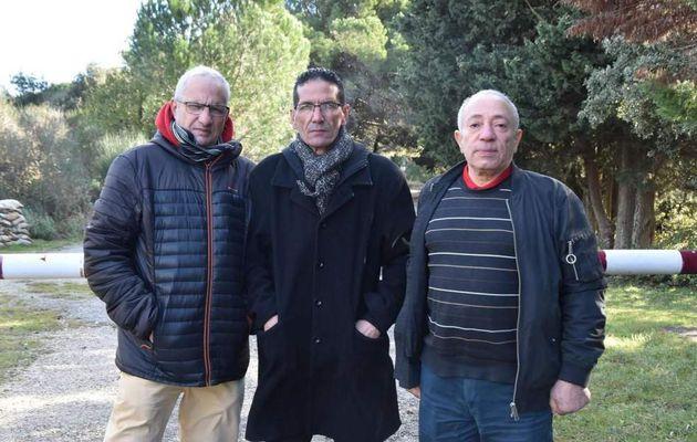 Gard : les enfants de harkis du camp de St-Maurice-l'Ardoise réclament justice