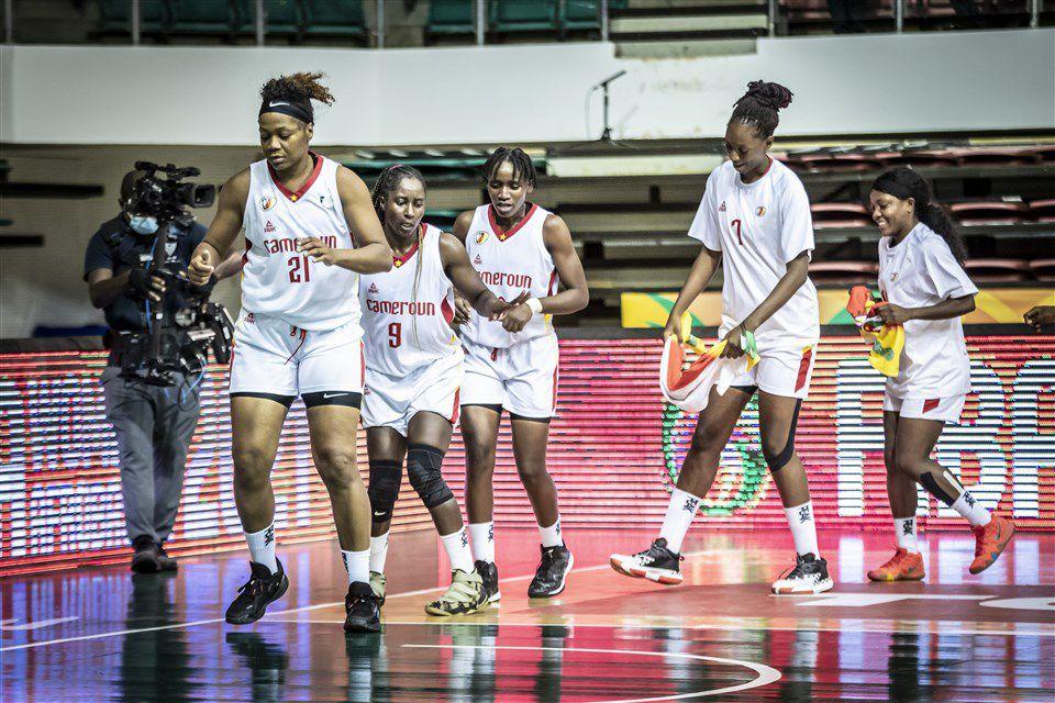 AfroBasket Women 2021 : Cameroun, Mali, Nigeria et Sénégal se hissent dans le dernier carré