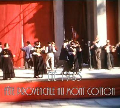 Fonds Marcel Pautet : un petit film de 1965 au Mont-Cotton à Bagnols sur Cèze