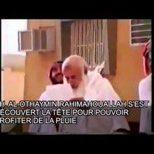 UNE VIDÉO RARE DE SH. AL-OUTHAYMIN AVEC LES...