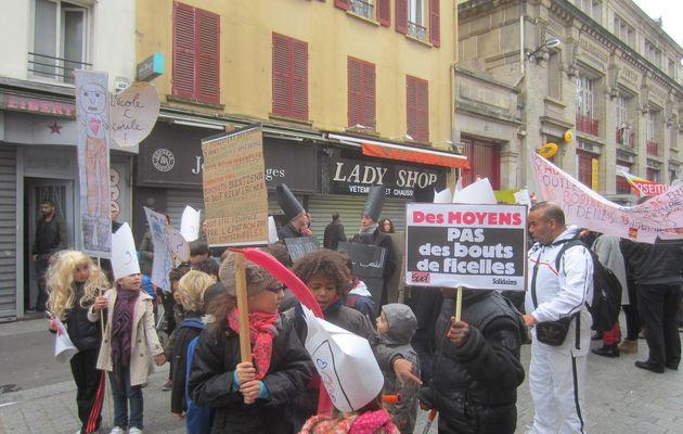 Suite du mouvement dans l'éducation : AG à St-Denis mardi 16 décembre