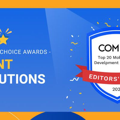 COMHQ – Editor's Choice Awards – Konstant Infosolutions