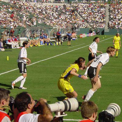 Geschichte der Damenfußball-Weltmeisterschaft