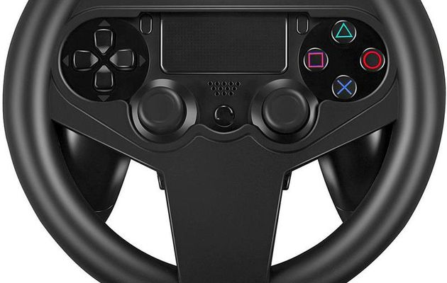Wheel For PS4 | Shop For Gamers