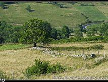 Un paysage de la croix de Marcousse