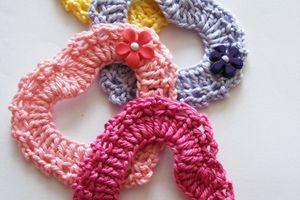 Patrons & modèles gratuits des coeurs au crochet (3)