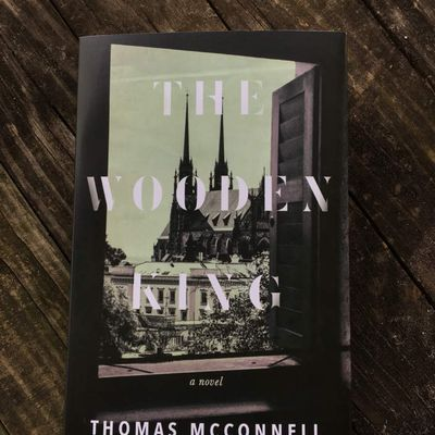 The Wooden King (by Thomas McConnell)