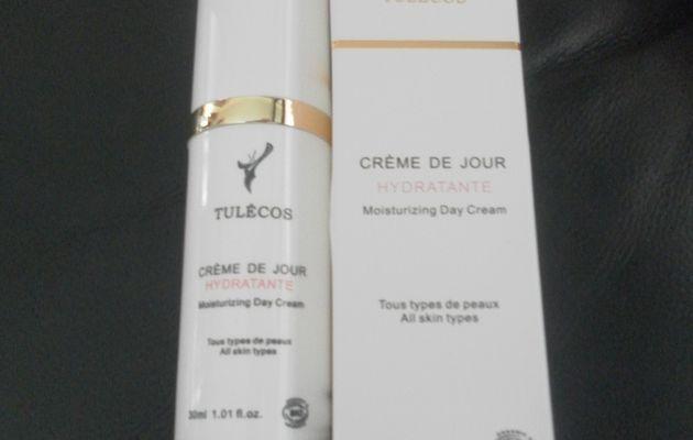 La crème de jour Hydratante de TULECOS en test !