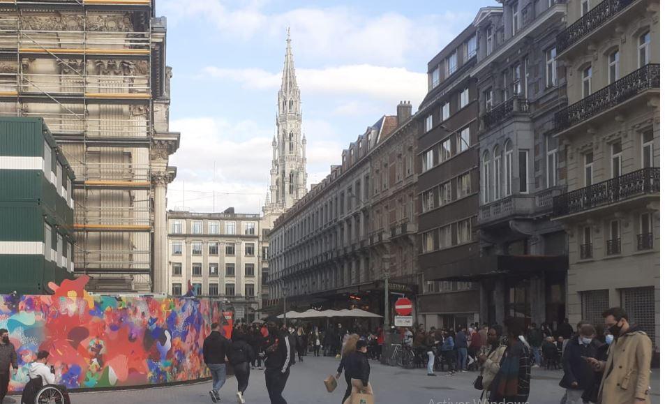 Post-coronavirus, Bruxelles ouvre les terrasses