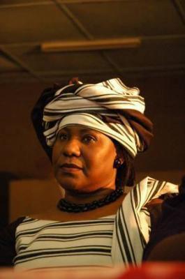 Mariam Sankara réclame justice