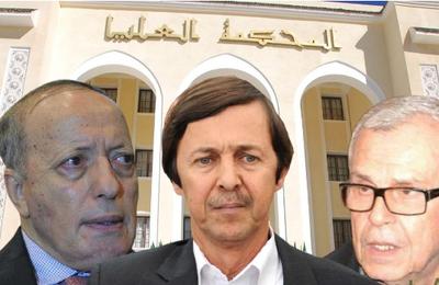 Algérie : Toufik, Tartag et Saïd Bouteflika seront rejugés
