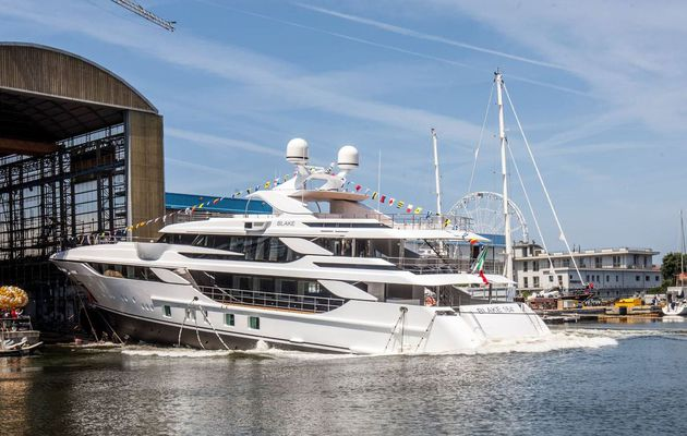 VIDEO - Benetti launches the new FB803 M/Y Blake