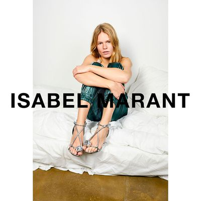 ANNA EWERS STARS IN ISABEL MARANT SPRING 2018 ADVERTISING CAMPAIGN BY JUERGEN TELLER