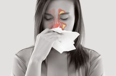 Are you exhausted and wanna get rid of Sinusitis? let's read, How?