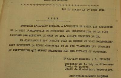 Il y a 80 ans : Un chantier de jeunesse au Levant 3bis/5