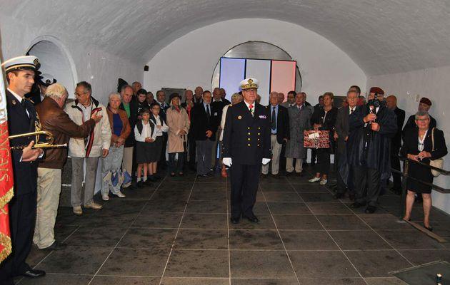 Album - 2014-08-27  - Visite de l'Amiral Labonne au Mémorial