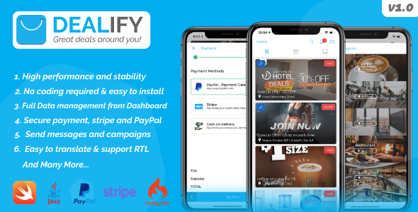 Dealify #1 Deals Platform For Growth Hackers & Marketers