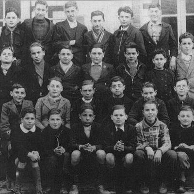 L'école des Forges en photos...dans les années 30 (suite)