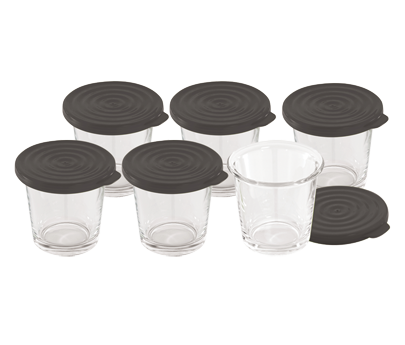 Lot de 6 verrines pour cookeo