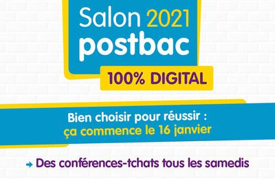 Salon Postbac 2021