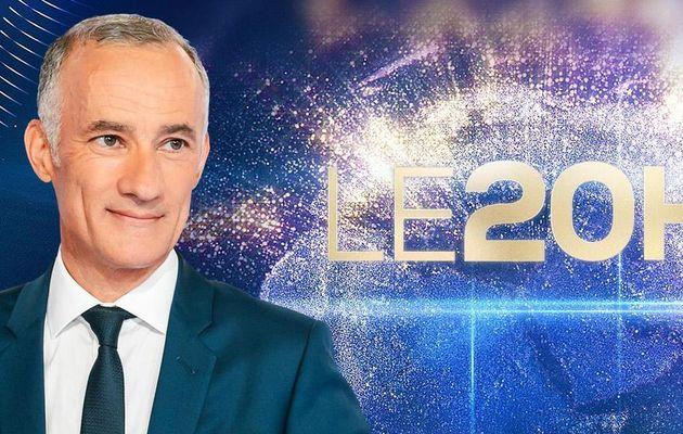 Le JT du 20h de TF1 du 4 décembre