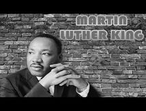 10 Choses sur Martin LUTHER KING