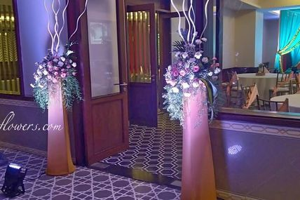 How Exclusive Can Floral Bunches Make A Perfect Set Up For Sangeet And Mehendi?