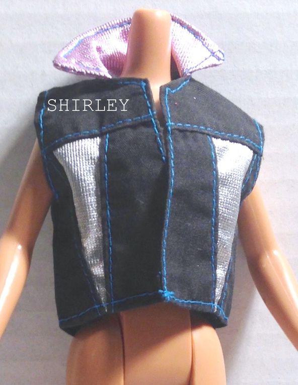 """TEEN TIME FASHIONS"" FOR SKIPPER DOLL 1996 MATTEL #68028-91"