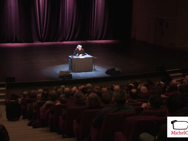 """Michel Onfray - """"Alexis de Toqueville, la passion de la liberté"""" (médiathèque de Caen) - 11.02.2017"""