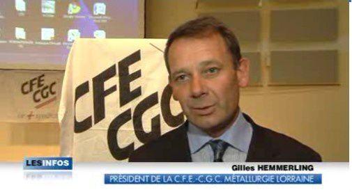 Album - AG CFE-CGC Metallurgie Lorraine 09/2010