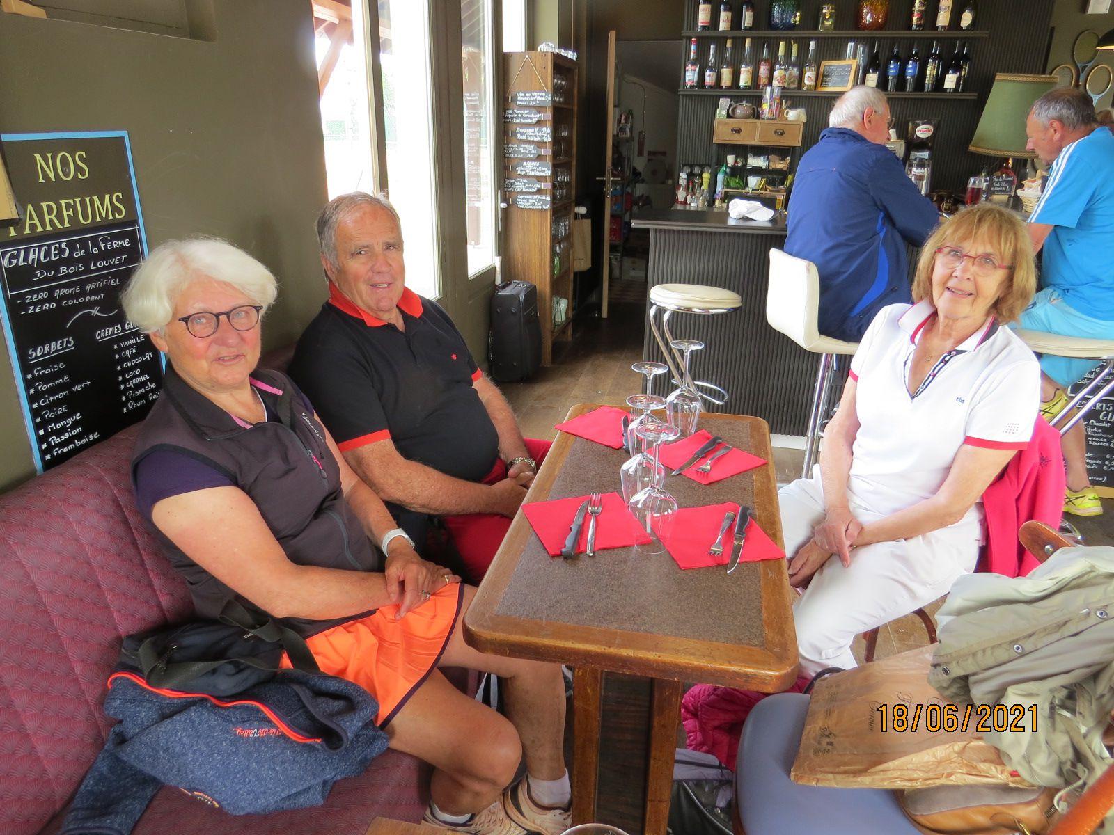 Rencontre Amicale à Cabourg 18 juin 2021