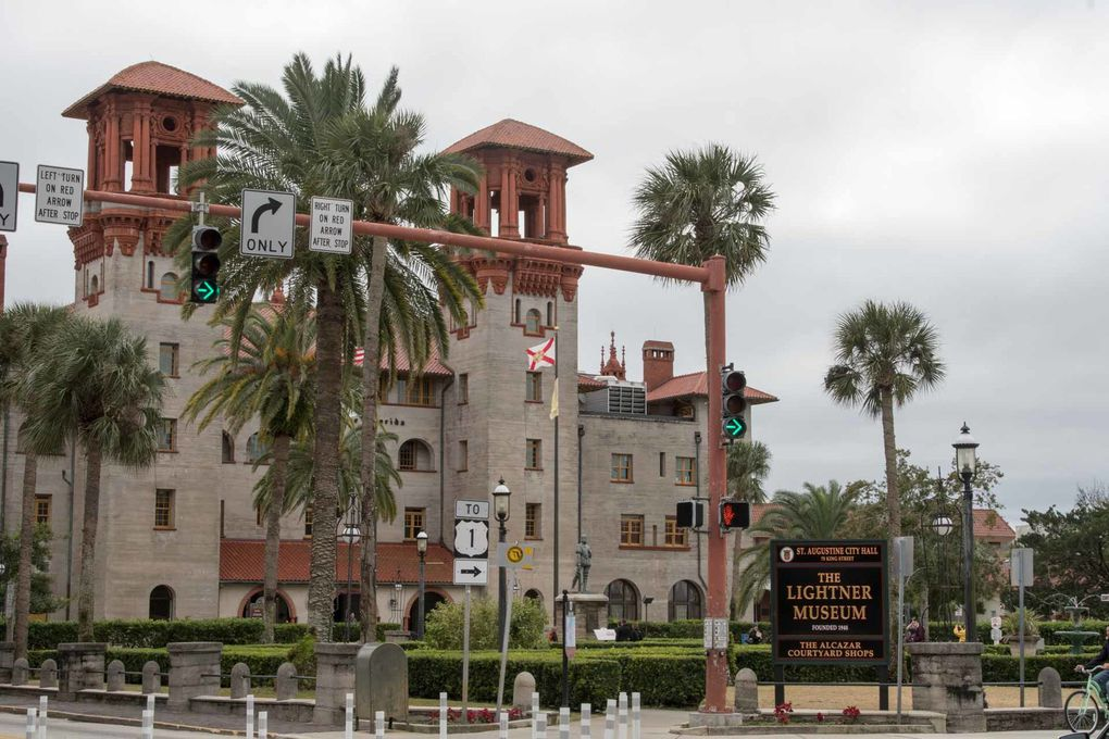 FLORIDE : St Augustine