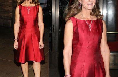 #Melinda #Gates est joué par Kevin Kline?? There's no way it's the same #Melinda #Gates...