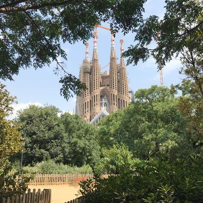 Barcelone : J+2