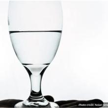Regarder 2020 comme un verre à moitié plein