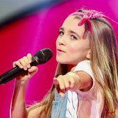 Eurovision Junior: Angélina offre une 2e place à la France