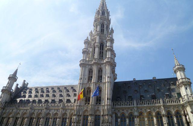 """""""Bruxelles, ma belle...♪"""""""