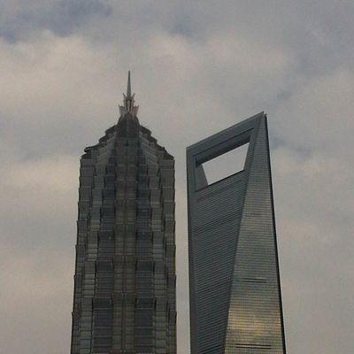 Jour 21 : quartier de Pudong, Nanjing Donglu (Shanghai)
