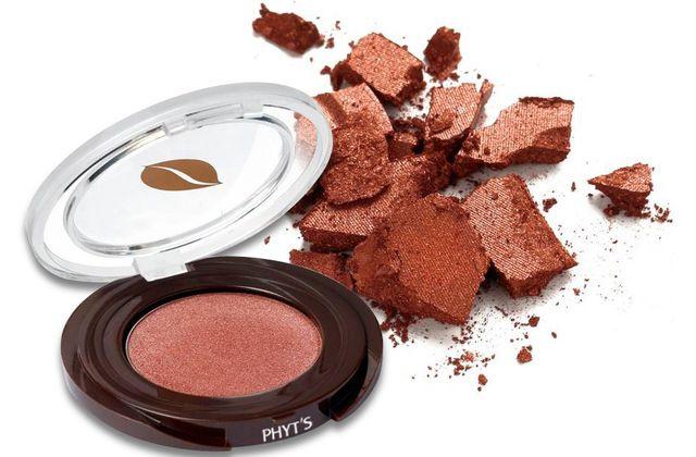 Nouveau : les ombres à paupières Phyt's Organic Make-Up pour l'automne-hiver 2010