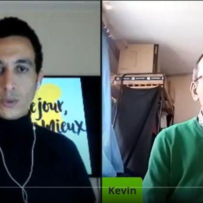 Interview de Kevin Lagrange confiné à Rennes, en collaboration avec Youssef Mirigue (Chaque jour je vais de mieux en mieux)