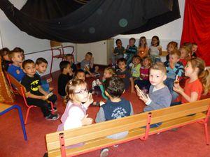 Centre Michelet maternelle (08/07 - 11/07/14)