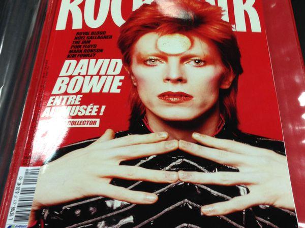 David Bowie, Wiebo, Decouflé, Heroes à la Philharmonie de Paris