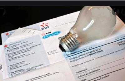 ENERGIE : la flambée de la factue élecrique résulte de l'ouverture à la concurrence !