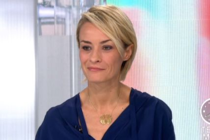 2013 10 25 - 07H40 - NATACHA HARRY - FRANCE 2 - TELEMATIN