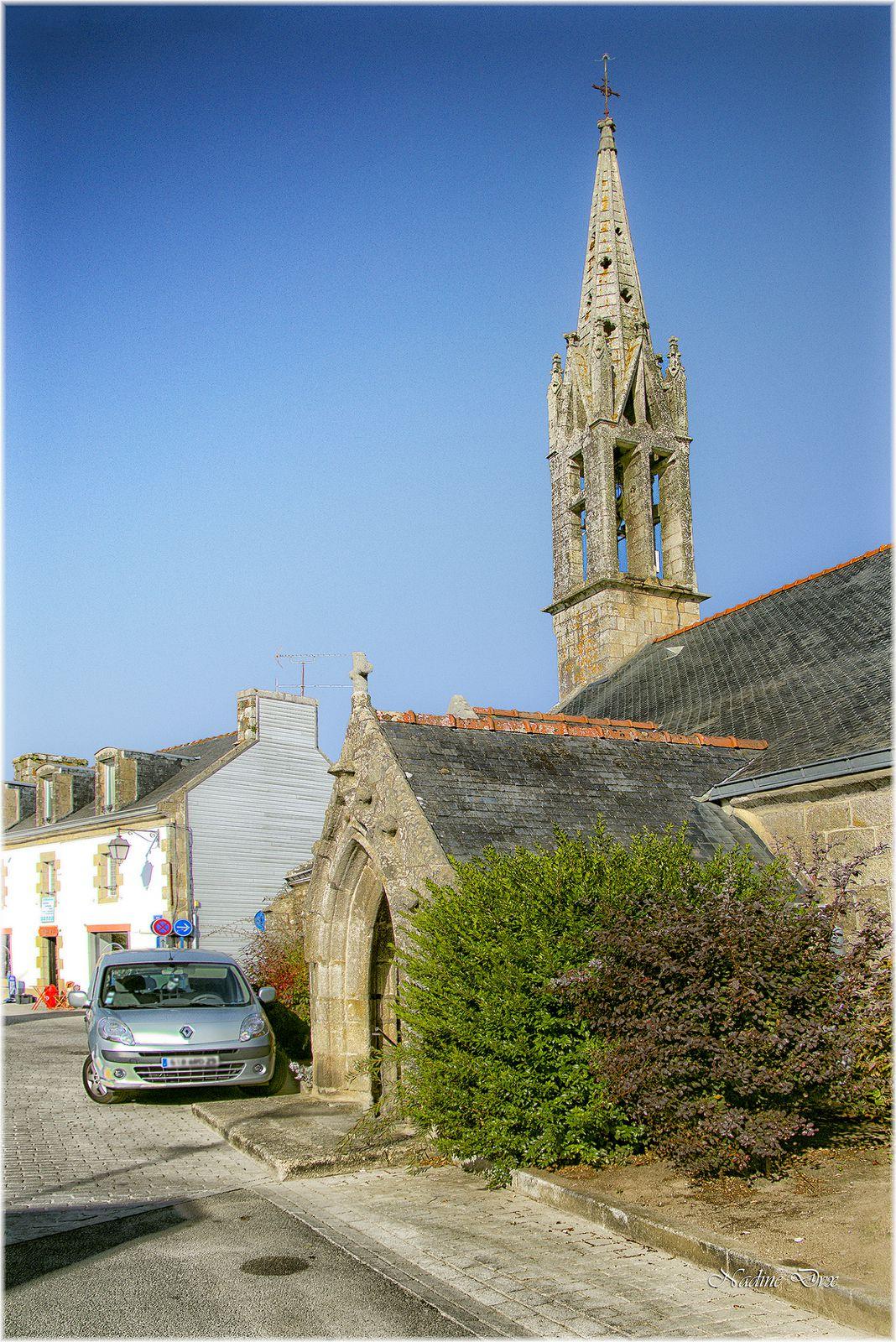 Eglise Saint-Tudy - Ile Tudy - Finistère